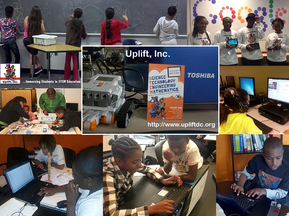 Uplift, Inc.'s STEAM+CS Classes